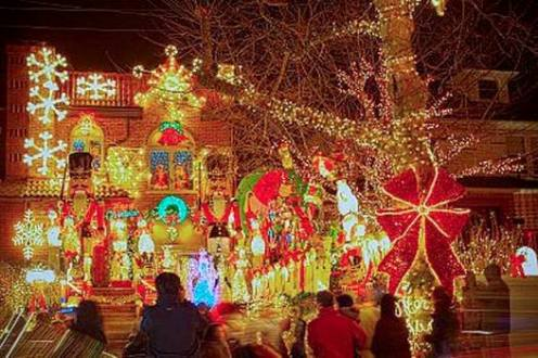 Winter Resorts Northeast Christmas 2020 Where to See Beautiful Christmas Lights in the Northeast USA in